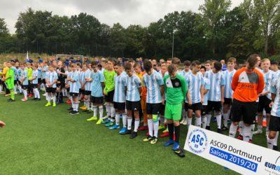 Große Saisoneröffnung der Fußballjunioren