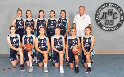 U16 w: Gelungener Auftakt in die neue Saison