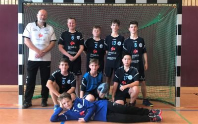 Kreisklasse InDo, 1. Spieltag: TSG Sprockhövel – ASC 09 II 22:13 (12:5)
