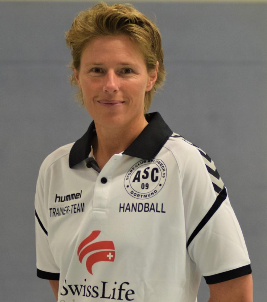 Trainerin Nadine Truppat