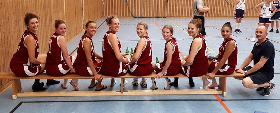 Damen 1 Pokal Soest