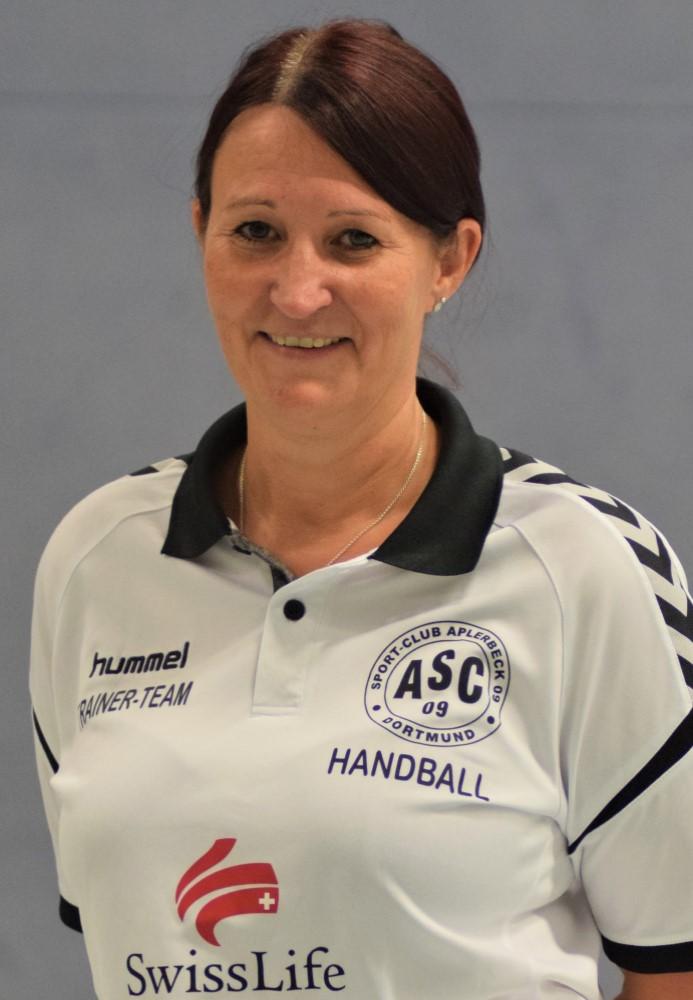 Trainerin Silke Kreinberg