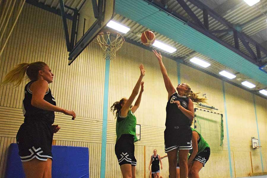 Basketball WBV-Pokal Runde 2 – die ASC Damen sind dabei