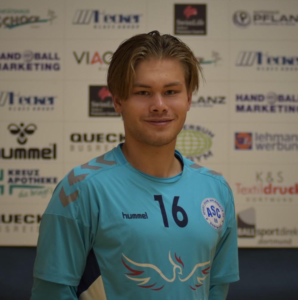 #16 Jan Mecklenbrauck