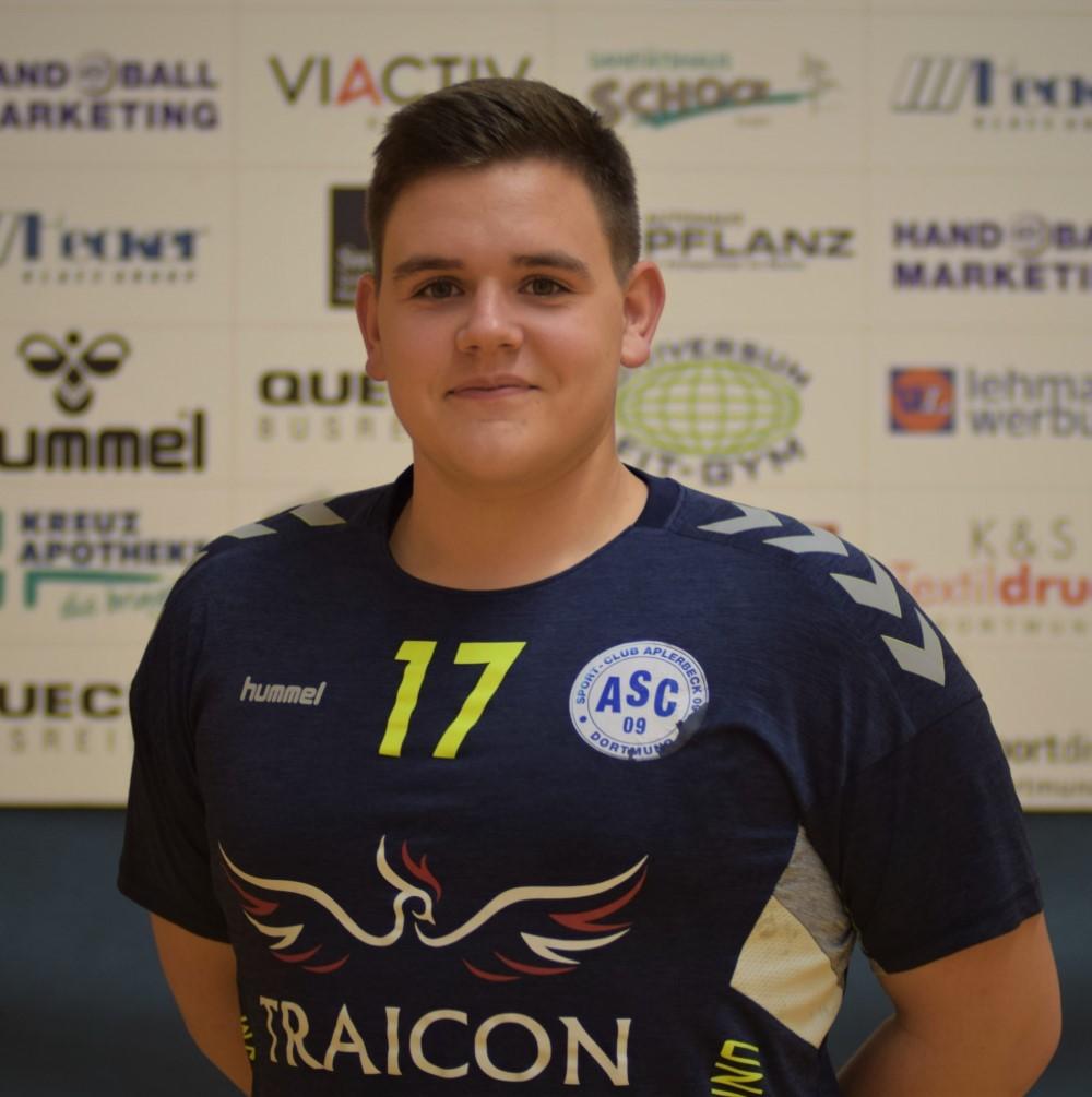#17 Lukas Walkenhorst
