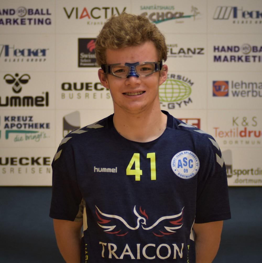 #41 Lukas Merschhemke