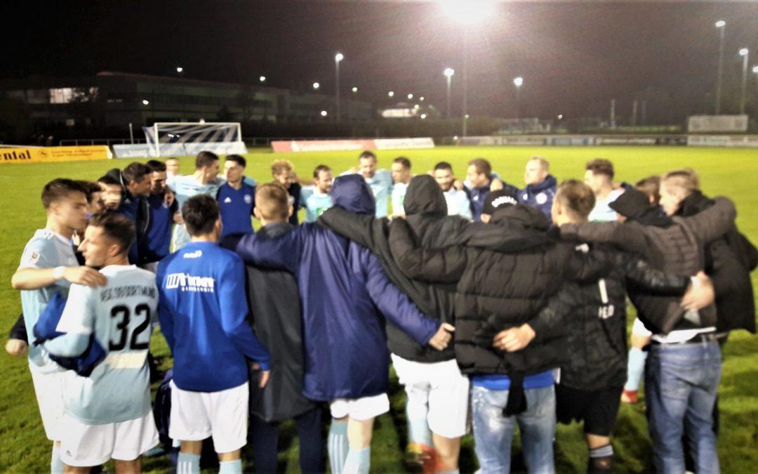 Spiel 1 nach dem Trainerwechsel: ASC 09 gewinnt Derby beim Holzwickeder SC mit 3:1