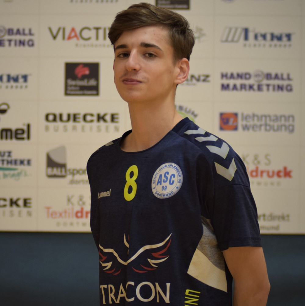 #8 Leon Nemet