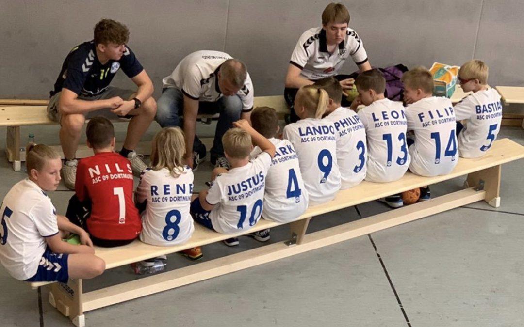 Handball männliche E-Jugend