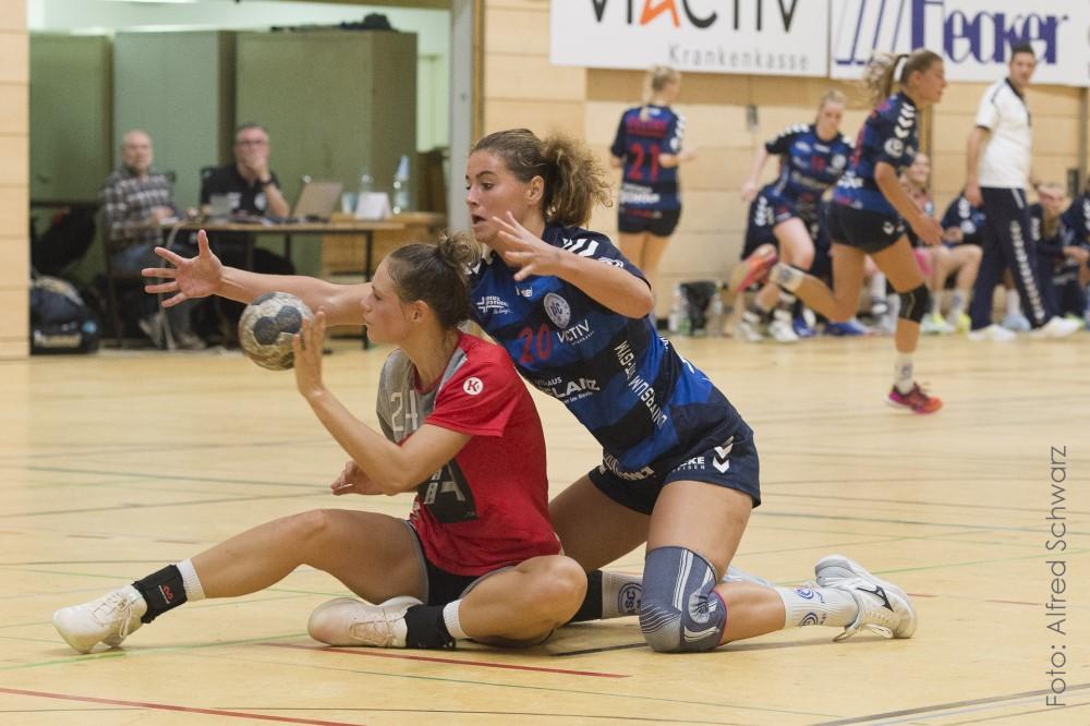 Oberliga, 4. Spieltag: ASC 09 – HC TuRa Bergkamen 22:20 (10:11)