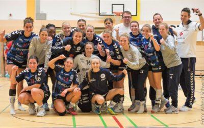 Handball-Damen gewinnen Derby-Krimi – Niederlagen für Herren-Teams