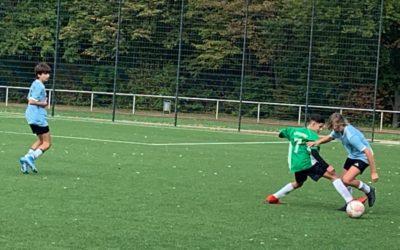 C2-Junioren feiern Heimsieg gegen Hörder SC 2 und verteidigen Tabellenspitze