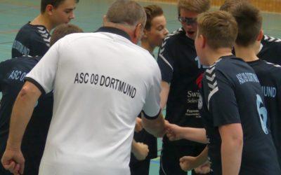 Kreisklasse InDo, 5. Spieltag: HBRB Hattingen – ASC 09 9:23 (6:7)