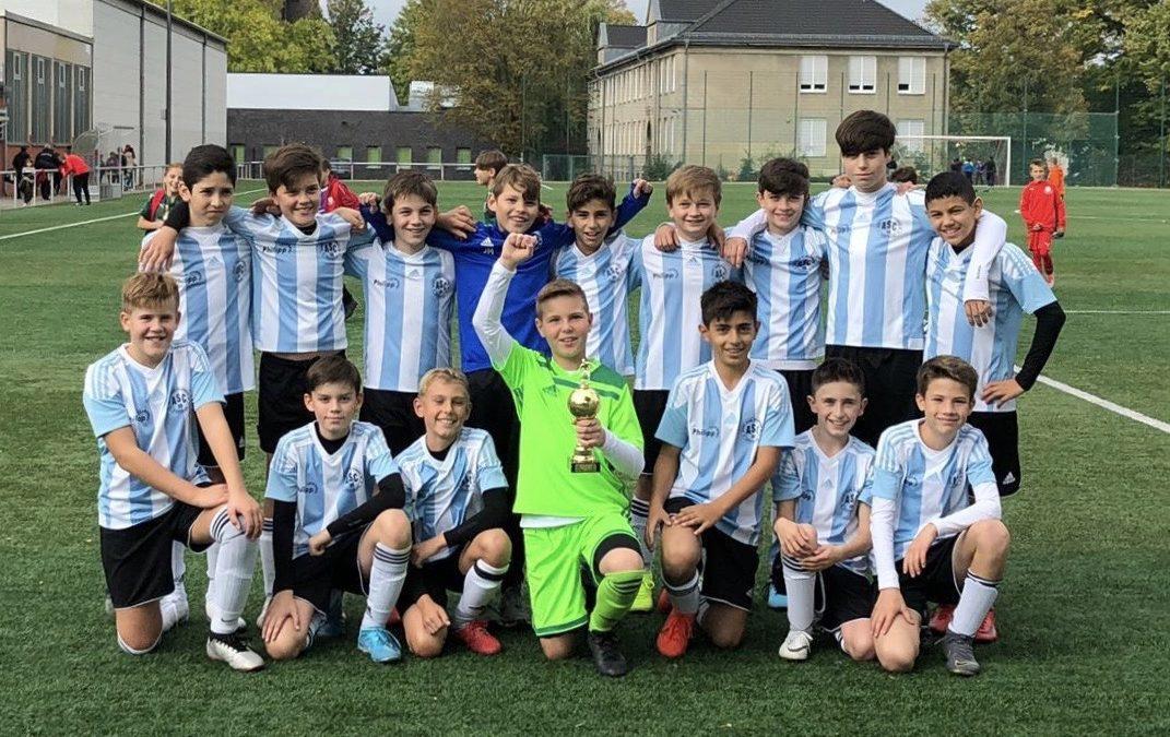 Turniersieg in Dorstfeld – D1-Junioren setzen ersten Höhepunkt in dieser Saison
