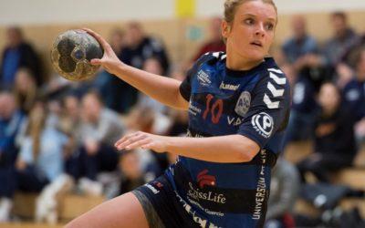 Handball-Damen stürmen an die Spitze – Herren 1 weiter ohne Glück
