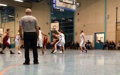 Basketball 1. Herren:  Saisonstart mit Höhen und Tiefen