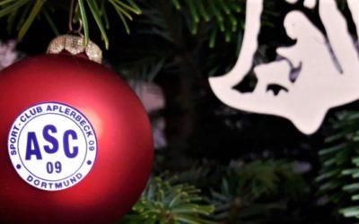Weihnachtsparty am Nikolaustag: Der ASC 09 feiert mit allen Abteilungen!