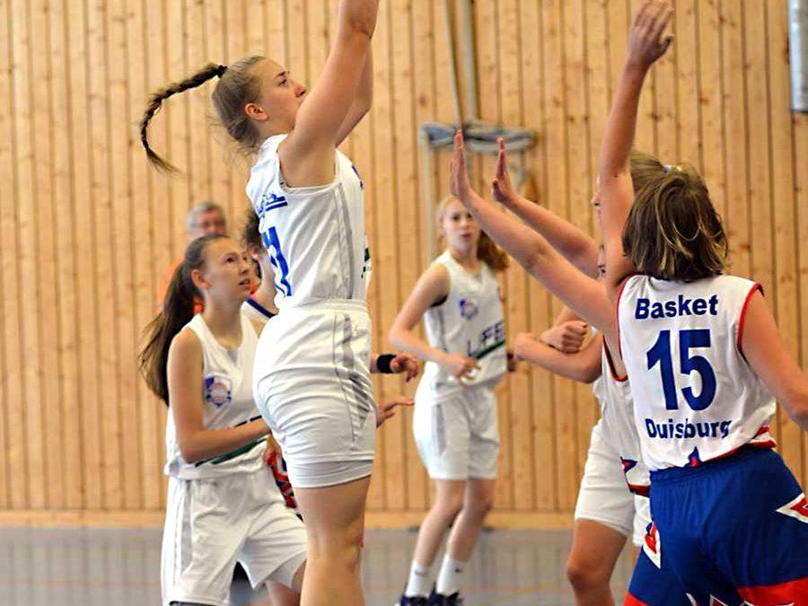 Ehemalige ASClerin Saskia auf bestem Weg in die U16 Nationalmannschaft
