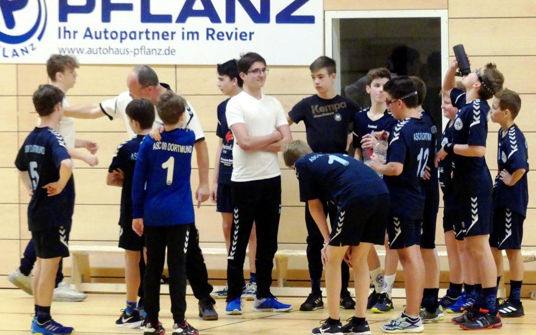 Kreisklasse InDo 6.Spieltag: ASC 09 – SV Westerholt