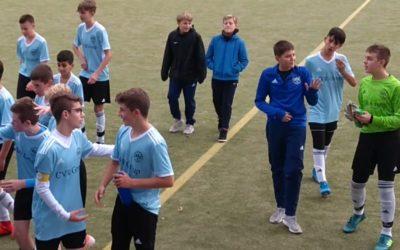 C2-Junioren feiern 3:1 Auswärtssieg im Spitzenspiel beim VFL Schwerte