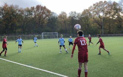 C2-Junioren feiern deutlichen Heimsieg gegen den FC Wellinghofen