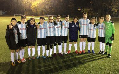 Krimi in Lünen – D2-Junioren gelingt Befreiungsschlag