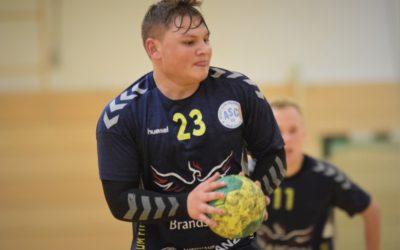 Verbandsliga, 6. Spieltag: ASC 09 – JSG Eiserfeld-Siegen 35:17 (15:4)