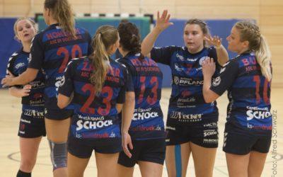 Handball-Damen alleiniger Spitzenreiter – Herren 1 geben Rätsel auf