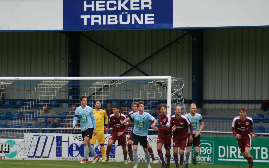 Brümmer-Tor zu wenig: 1:2-Niederlage gegen Kaan-Marienborn!