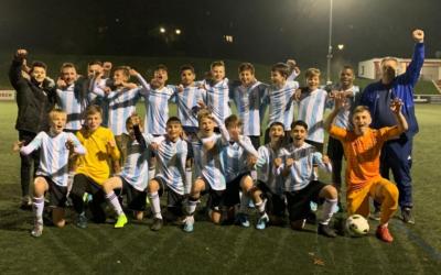 Überragend – C1-Junioren stehen im Kreispokalfinale !!!