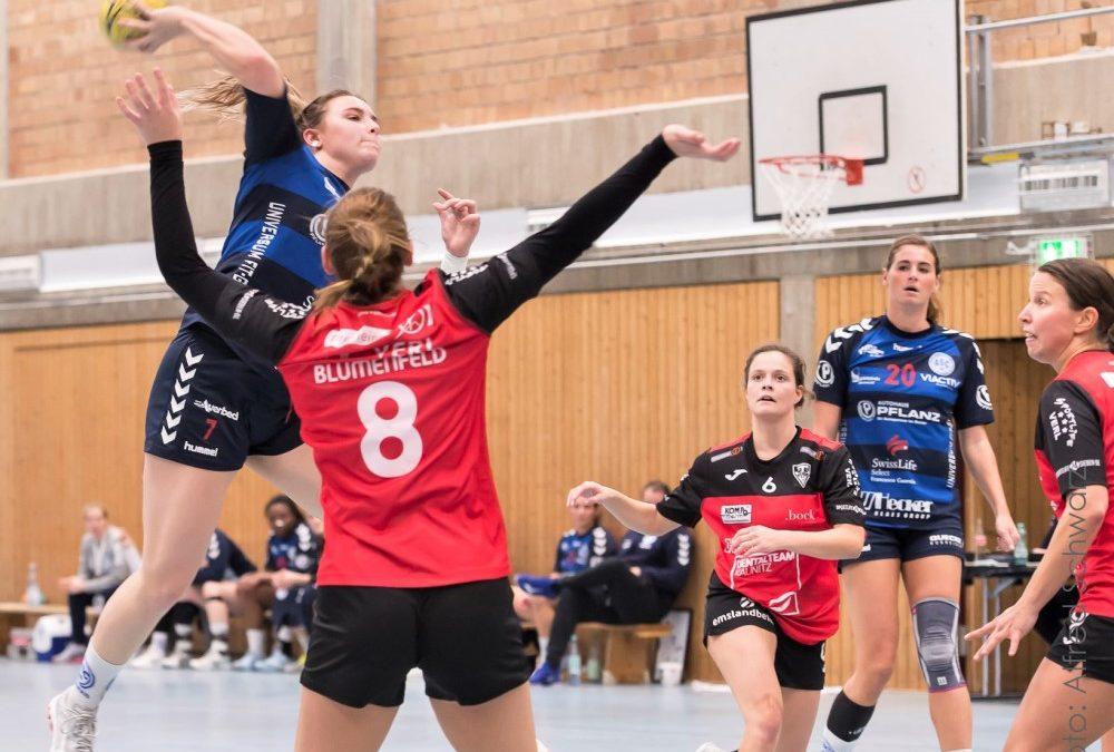 Oberliga, 7. Spieltag: ASC 09 – TV Verl 35:25 (20:11)