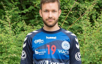 Landesliga, 10. Spieltag: ASC 09 – TuS Westf.  Hombruch 2 31:26 (15:10)