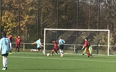C2-Junioren feiern 9:1 Heimsieg gegen SV Körne