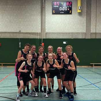 Basketball Damen2