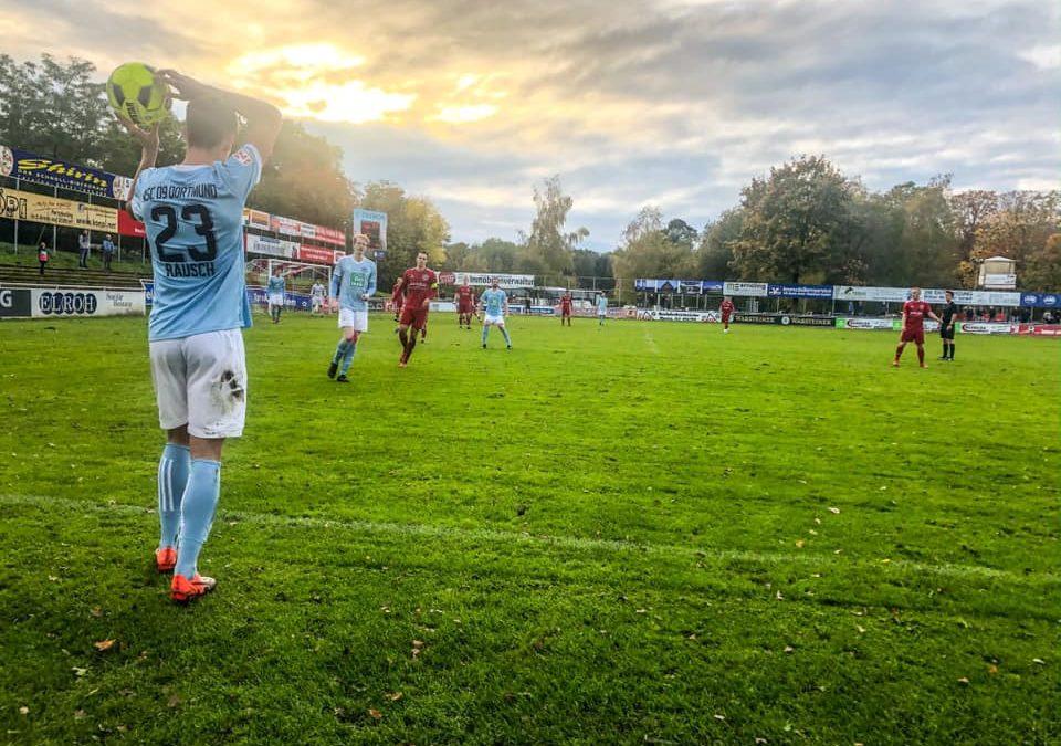 0:2 Niederlage in Rheine