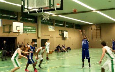Basketball Herren1: Knappe Niederlage nach Overtime