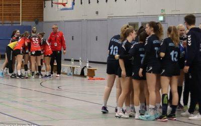 Oberliga-Vorrunde, 4. Spieltag: ASC 09 – SG Menden Sauerland Wölfe15:24 (6:11)