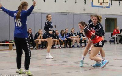 Oberliga-Vorrunde, 3. Spieltag: ASC 09 – SVT BO Riemke 23:28 (9:15)