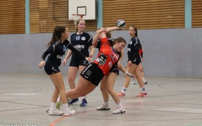 Oberliga-Vorrunde, 2. Spieltag: ASC 09 – TV Arnsberg 24:24 (10:13)