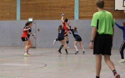 Oberliga-Vorrunde, 8. Spieltag: ASC 09 – HTV Hemer 26:31 (12:13)