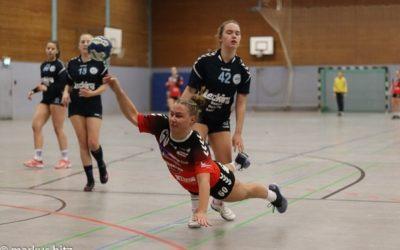 Oberliga-Vorrunde, 6. Spieltag: SG Menden Sauerland – ASC 09 32:20 (16:10)