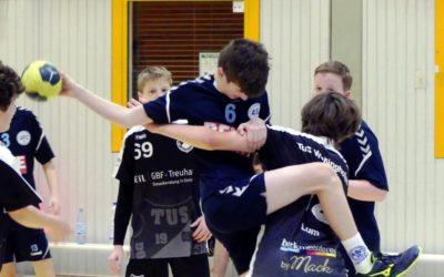 Kreisliga InDo, 10. Spieltag: TuS Wellinghofen – ASC 09 23:18 (7:9)