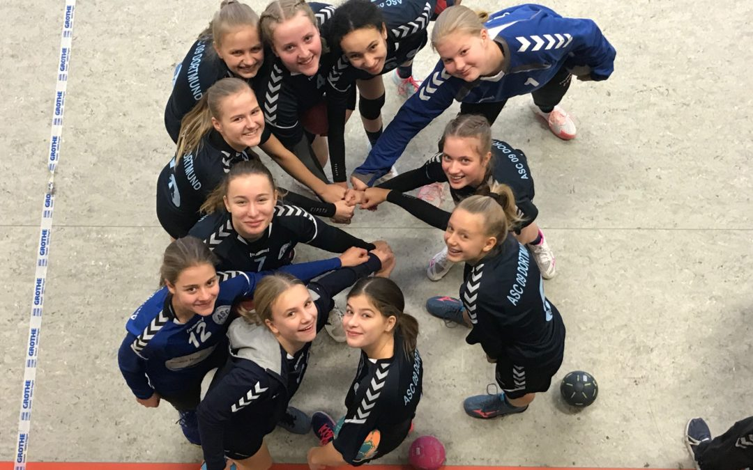 Kreisliga InDo, 7. Spieltag: SG TuRa Halden-Herbeck – ASC 09 5:41 (3:17)