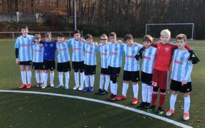 D2-Junioren – Boden gut gemacht