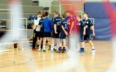Kreisliga InDo, 8. Spieltag: VfL Gladbeck – ASC 09 23:32 (9:18)
