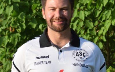 "Grußwort unseres Herren-Trainerteams: Marc & Bastian sagen ""Danke""!"