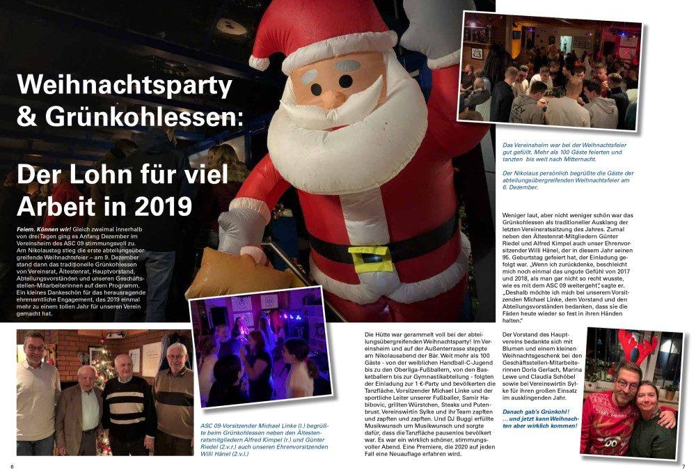 """56 Seiten Stories, News & Fotos: Der neue """"Sport-Spiegel"""" ist online!"""