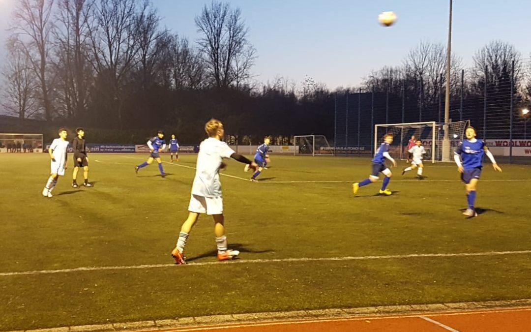 C2-Junioren bejubeln hart erkämpften Auswärtssieg in Brünninghausen