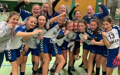 C-Jugend gewinnt Test gegen Oberliga-Team vom HTV Hemer