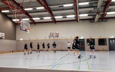 Basketball 1. Damen: Wieder Overtime, wieder verloren